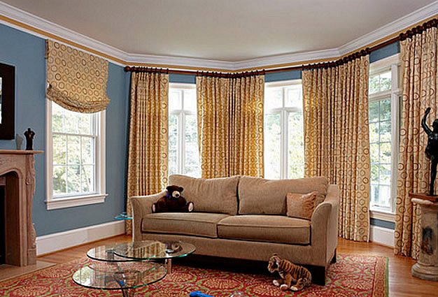 drapery and furniture upholstery